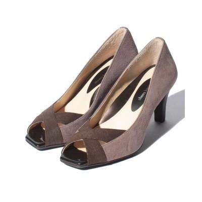 (shoes lounge/シューズラウンジ)[shoes lounge] 297604 OS/ 23/レディース ブラウン