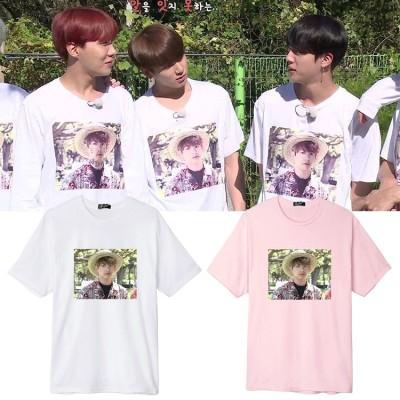 769大人気!BTS  防弾少年団週辺スター同じデザイン 半袖Tシャツ 韓国ファッション tシャツ  男女兼用  トップス 韓国