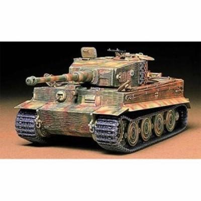 タミヤ 1/35 ミリタリーミニチュアシリーズ No.146 ドイツ陸軍 重戦車 タイ(中古品)