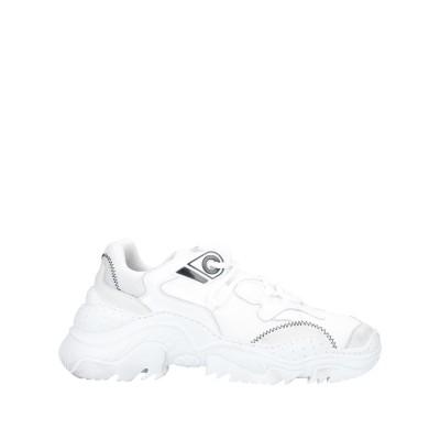 ヌメロ ヴェントゥーノ N°21 スニーカー&テニスシューズ(ローカット) ホワイト 41 革 / 紡績繊維 スニーカー&テニスシューズ(ローカット)
