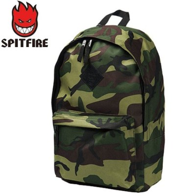 SPITFIRE Classic Bighead Backpack Camo スピットファイヤー バックパック リュック 16s