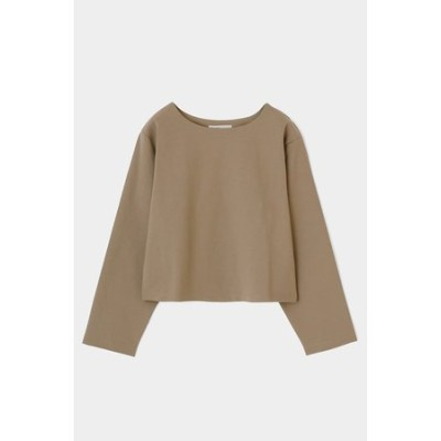 【M_】PLATE LONG SLEEVE Tシャツ