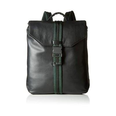 Liebeskind Berlin Soft Messenger Backpack Medium, Women's Handbag, Black, 11x36x33 cm (W x H L) 並行輸入品
