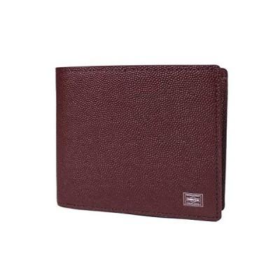 [ポーター] 二つ折り財布 ミニ財布 ポーターエイブル メンズ