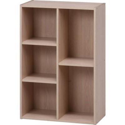 (代引不可)不二貿易:フリーボックス FBC960 アンティークホワイト 96193 86009 本棚 漫画本棚 文庫本棚 収納棚