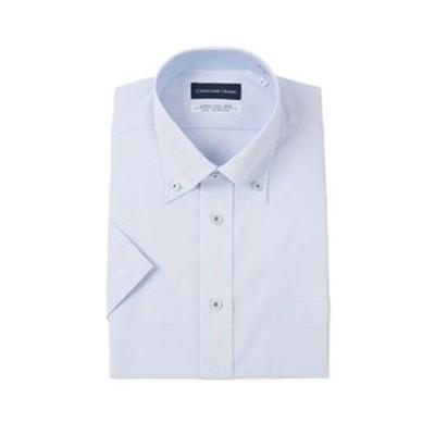 【半袖】【Smart Biz Cool】【ボタンダウン】スタンダードワイシャツ