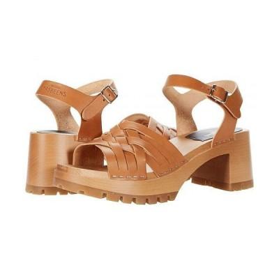 Swedish Hasbeens スウェディッシュハズビーンズ レディース 女性用 シューズ 靴 ヒール Rutan - Nature/Nature
