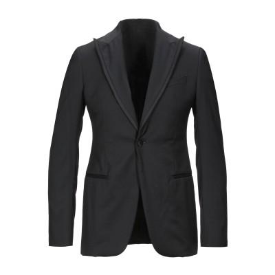 アルマーニ コレッツィオーニ ARMANI COLLEZIONI テーラードジャケット ブラック 44 ウール 100% テーラードジャケット