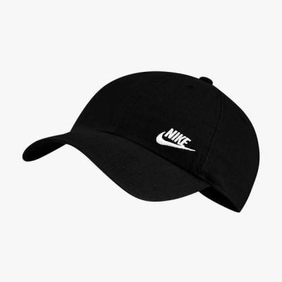 ナイキ キャップ レディース NIKE WS H86 フューチュラ クラシック キャップ ウィメンズキャップ 帽子 CAP ロゴ ブラック 黒 ao8662 2021春新作