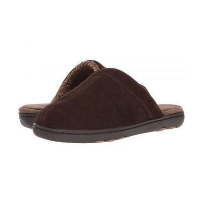 Tempur-Pedic テンパーペディック メンズ 男性用 シューズ 靴 スリッパ Lonny - Chocolate