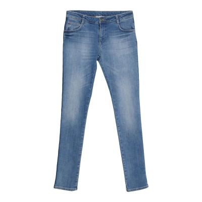 ツインセット シモーナ バルビエリ TWINSET ジーンズ ブルー 12 コットン 99% / ポリウレタン 1% ジーンズ