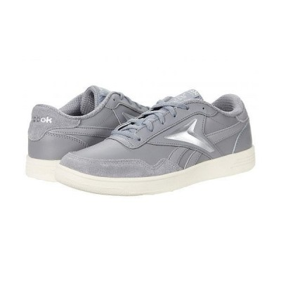 Reebok リーボック レディース 女性用 シューズ 靴 スニーカー 運動靴 Club Memt - Pure Grey/Chalk/Silver Metallic