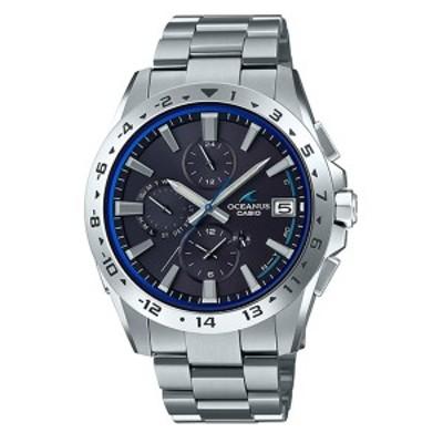 【正規品】カシオ CASIO オシアナス クラシックライン OCW-T3000-1AJF ブラック文字盤 新品 腕時計 メンズ