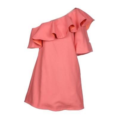 PAPER London ミニワンピース&ドレス ピンク 6 ウール 60% / ポリエステル 40% ミニワンピース&ドレス