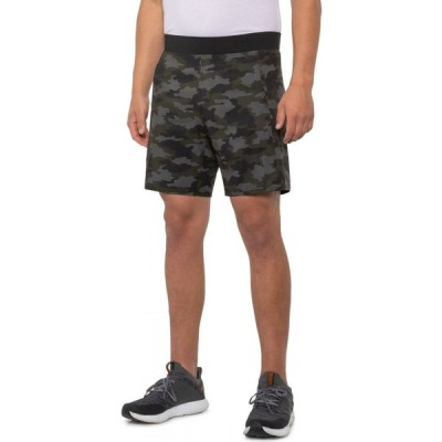 キョーダン Kyodan メンズ ショートパンツ ボトムス・パンツ Woven Side Pocket Shorts Army Green Camo