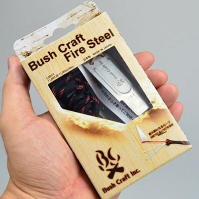 ブッシュクラフト BUSHCRAFT INC メタルマッチ
