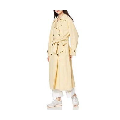 [ミラオーウェン] ベンツデザイントレンチコート 09WFC211401 レディース YEL 0