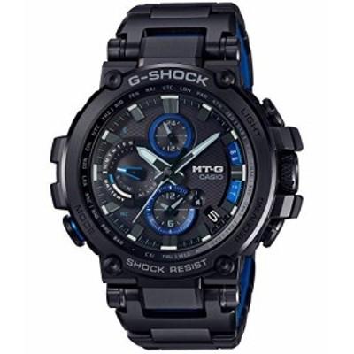 [カシオ] 腕時計 ジーショック MT-G Bluetooth 搭載 電波ソーラー MTG-B100(中古品)