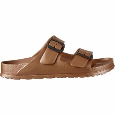 ビルケンシュトック Birkenstock レディース サンダル・ミュール シューズ・靴 Arizona Essentials EVA Sandals Metallic Copper