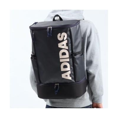 (adidas/アディダス)アディダス リュック adidas リュックサック 大容量 スクールバッグ 通学 スポーツ B4 A4 32L 撥水 学生 57636/ユニセックス ネイビー