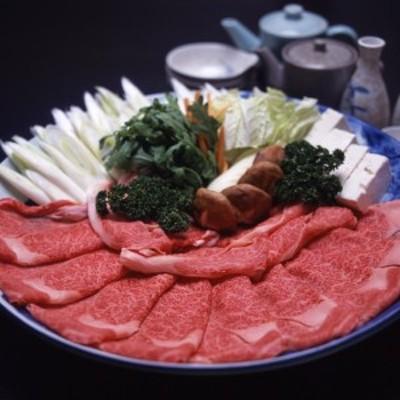 松阪牛すき焼き ロース肉 肩ロース肉 200g 国産 和牛 すき焼き用 牛肉 冷凍 ブランド牛 お祝い すき焼き肉 三重県