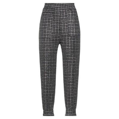 SOALLURE パンツ ブラック XS ナイロン 93% / ポリウレタン 4% / 金属 3% / ポリエステル パンツ