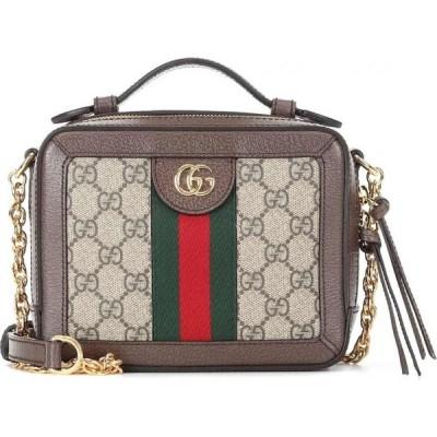 グッチ Gucci レディース ハンドバッグ バッグ Ophidia GG Mini shoulder bag B/Eb/N/Acero/Vrv