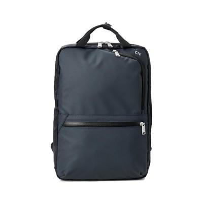 【カバンのセレクション】 CIE シー リュック バックパックS レディース ブランド 防水 ヴァリアス VARIOUS 021807 ユニセックス ネイビー フリー Bag&Luggage SELECTION