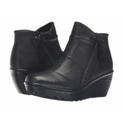 SKECHERS スケッチャーズ レディース 女性用 シューズ 靴 ブーツ アンクル ショートブーツ Parallel Double Trouble Black【送料無料】