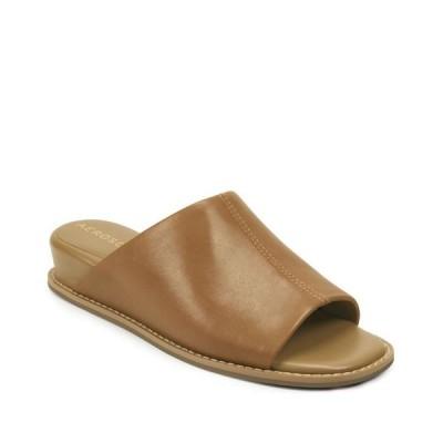 エアロソールズ レディース サンダル シューズ Women's Yorketown Wedge Slide Sandals