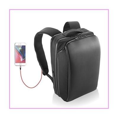 【送料無料】ELECOM Business Backpack Ruminant Water Repellent 4 Air Room with USB Charge Port 13.3 and 15.6 inch Laptop/Black/BM-RNBP0