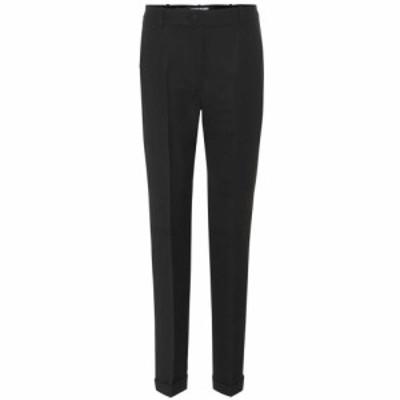 ジャックムス Jacquemus レディース ボトムス・パンツ Le Pantalon Carino straight pants black