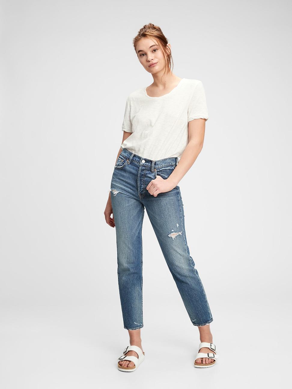 女裝 純棉基本款打底短袖T恤