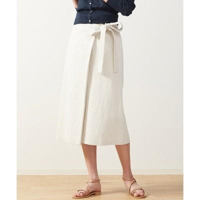 collex / コレックス ラップ風スカート