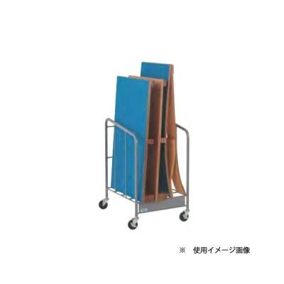 法人限定 踏切板運搬車 跳び箱備品 体育用品 運搬用 保管用 移動用 ロイター板 踏切板 教育施設 体育倉庫 スポーツ施設 日本製 S-8026