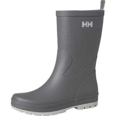 ヘリーハンセン HELLY HANSEN レディース レインシューズ・長靴 シューズ・靴 Midsund 3 Waterproof Rain Boot Quiet Shade