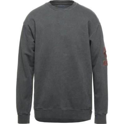 ガエル パリ GAeLLE Paris メンズ スウェット・トレーナー トップス Sweatshirt Lead