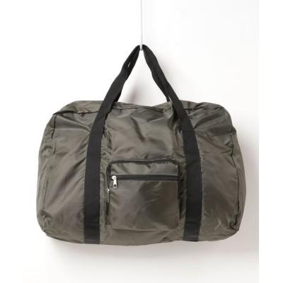 ZealMarket/SFW / たためるボストンバッグ 軽量【旅行・トラベル】 MEN バッグ > ボストンバッグ