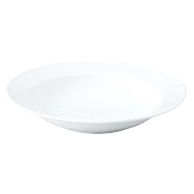 おぎそ 軽量高強度磁器 スープ皿 23cm 1973-0000