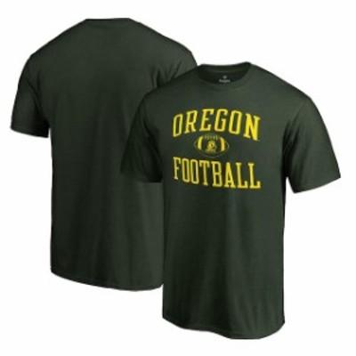 Fanatics Branded ファナティクス ブランド スポーツ用品  Fanatics Branded Oregon Ducks Green Neutral Zone Team Lo