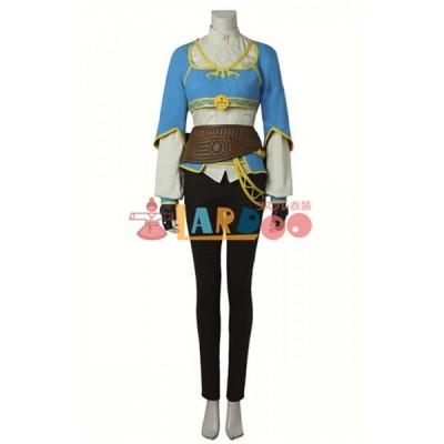 ゼルダの伝説 ブレス オブ ザ ワイルド ゼルダ姫 コスプレ衣装 激安 アニメ コスチューム 仮装 cosplay