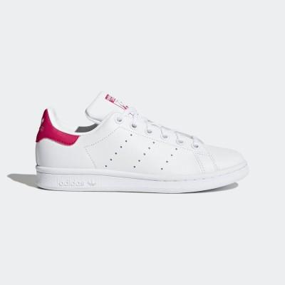 アディダス adidas 子供用 スタンスミス [Stan Smith Shoes] (ホワイト)