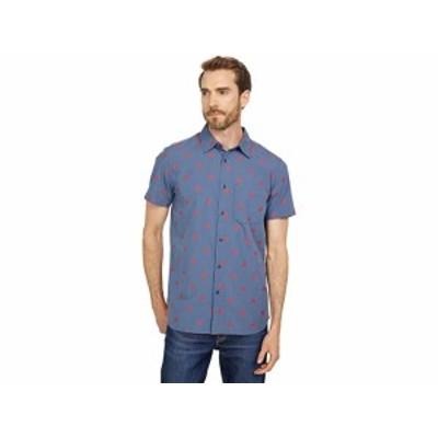 (取寄)ノースフェイス ショート スリーブ ベイトレイル ジャカード シャツ The North Face Short Sleeve Baytrail Jacquard Shirt Vintag