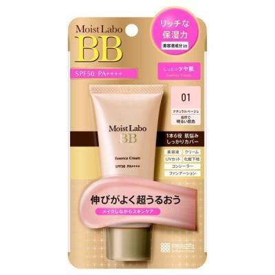 明色化粧品 モイストラボ BBエッセンスクリーム(ナチュラルベージュ) BBクリーム
