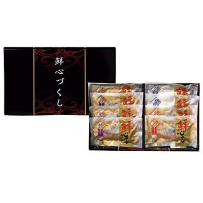 北海道産熟成漬け魚セット