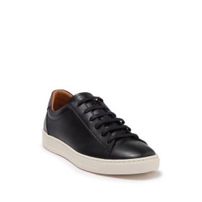 ブルーノマグリ メンズ スニーカー シューズ Diaz Leather Sneaker BK CHIL LT