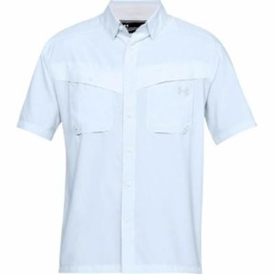 アンダーアーマー Under Armour メンズ トップス tide chaser shirt Coded Blue/Elemental