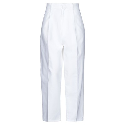 HAIKURE パンツ ホワイト 28 コットン 100% パンツ