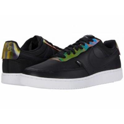Nike ナイキ メンズ 男性用 シューズ 靴 スニーカー 運動靴 Court Vision Low Premium Black/Rainbow/White【送料無料】