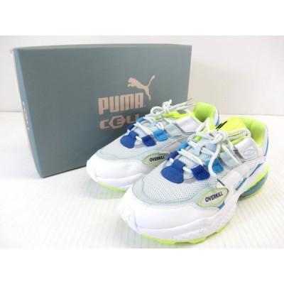 PUMA VENOM OVERKILL 37033201 プーマ ヴェノムオーバーキル ダッドスニーカーメンズ 靴 27cm *UT5546